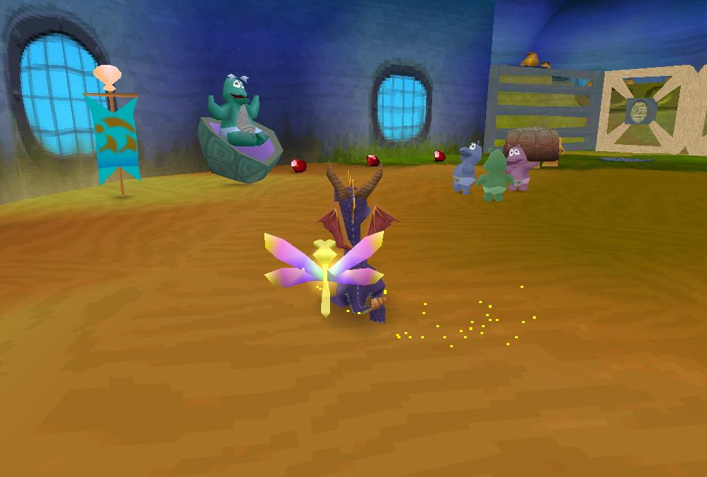Spyro 2 Ripto S Rage 1999
